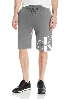 Calvin Klein Jeans Men's Reissue Ck Logo Drawstring Shorts