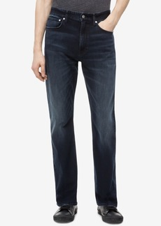 Calvin Klein Jeans Men's Relaxed Straight-Fit Jeans