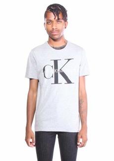 Calvin Klein Jeans Men's Short Sleeve Monogram Logo T-Shirt