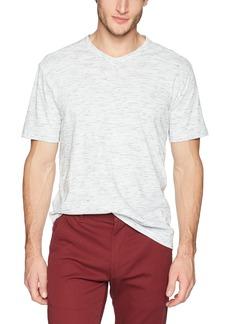 Calvin Klein Jeans Men's Short Sleeve T-Shirt Allover Contrast  L
