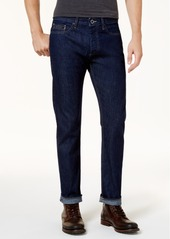 Calvin Klein Jeans Men's Slim-Fit Delta Blue Selvage Jeans