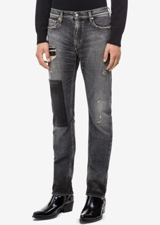 Calvin Klein Jeans Men's Slim-Fit Monly Patch Jeans, Ckj 026