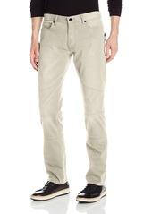 Calvin Klein Jeans Men's Slim Fit Sateen Moto Jean  34W 30L