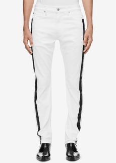 Calvin Klein Jeans Men's Slim-Fit Side Stripe Jeans Ckj 026, Created for Macy's