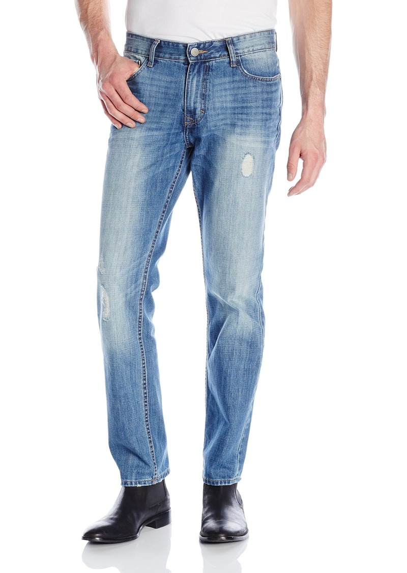 Calvin Klein Jeans Men's Slim Straight Jean  36Wx32L