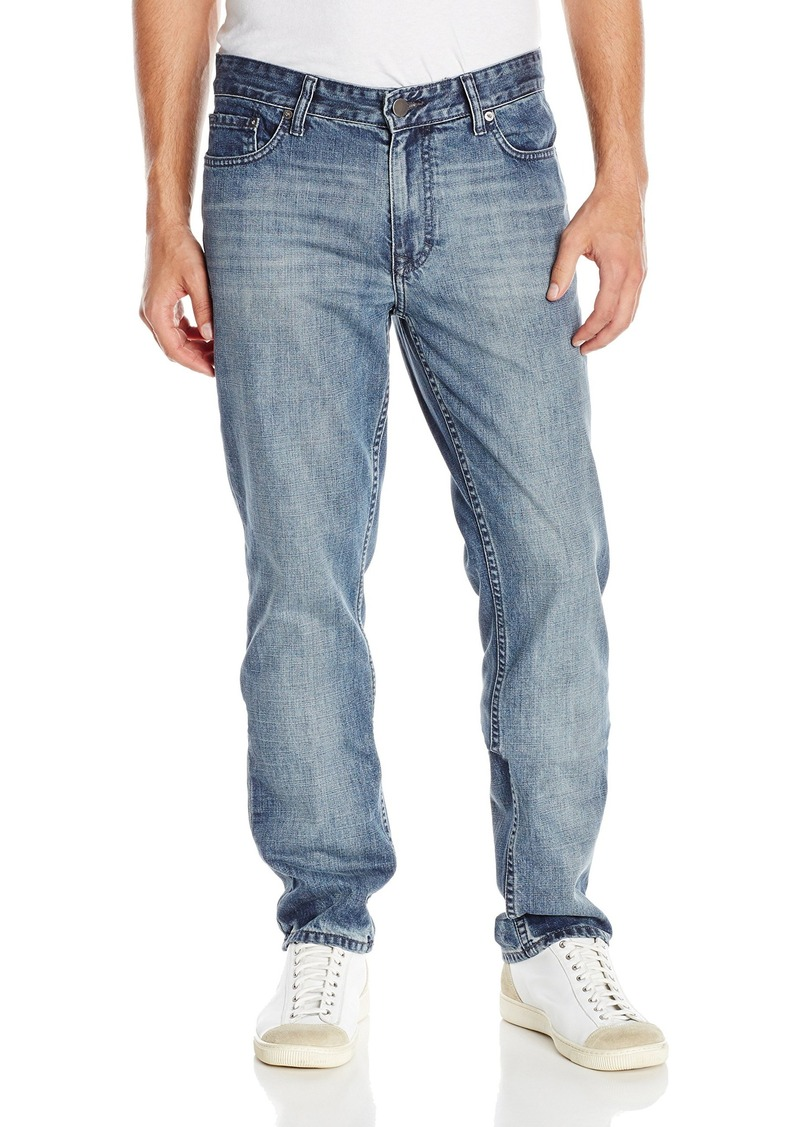 Calvin Klein Jeans Men's Slim Straight Jean  38Wx32L