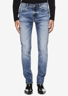 Calvin Klein Jeans Men's Snowbird Blue Slim-Fit Jeans Ckj 026
