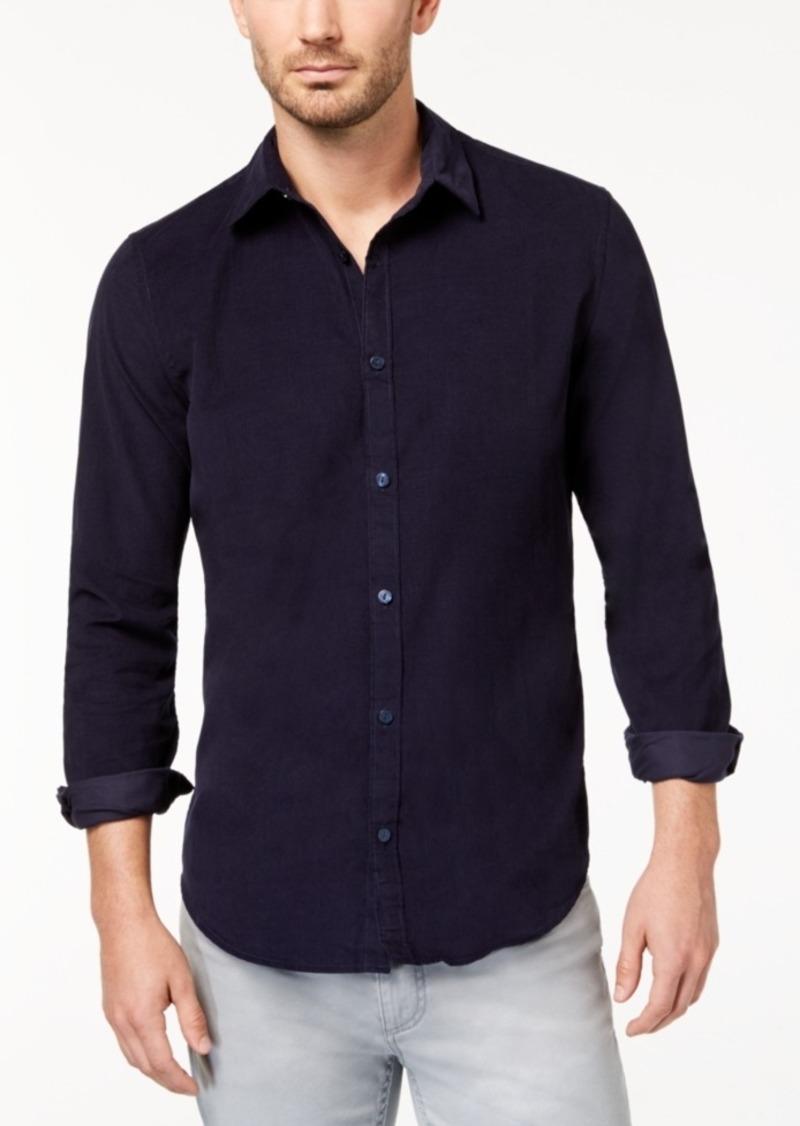 1b17893a770 Calvin Klein Calvin Klein Jeans Men s Solid Corduroy Shirt
