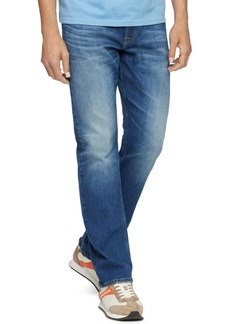 Calvin Klein Jeans Men's Straight-Fit Prairie Jeans