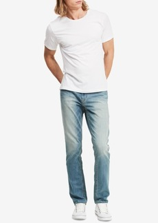 Calvin Klein Jeans Men's Stretch Slim-Straight Fit Jeans