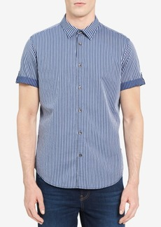 Calvin Klein Jeans Men's Striped Shirt