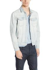 Calvin Klein Jeans Men's Sunfaded Indigo Jean Jacket  2X-Large