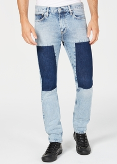 Calvin Klein Jeans Men's Tash Slim-Fit Patch Jeans