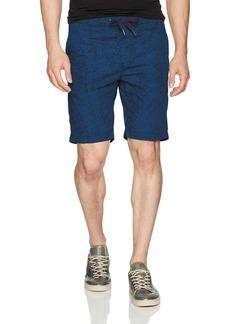Calvin Klein Jeans Men's Texture Print Pull On Short