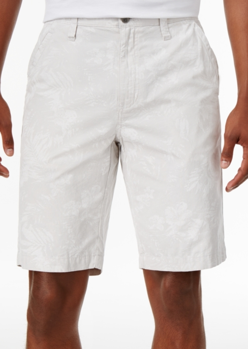 Calvin Klein Jeans Men's Tonal Tropical Shorts
