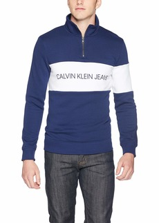 Calvin Klein Jeans Men's Track Jacket  2X-Large