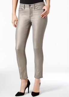 Calvin Klein Jeans Metallic Ankle Skinny Jeans