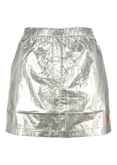 Calvin Klein Jeans Metallic Mini Skirt
