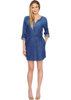 Calvin Klein Mid Modern Boho Denim Dress