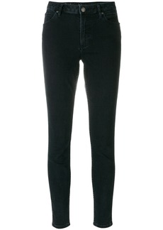 Calvin Klein Jeans mid rise skinny jeans - Blue