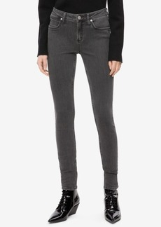 Calvin Klein Jeans Mid-Rise Super-Skinny Jeans, Ckj 001