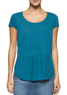 CALVIN KLEIN JEANS Mock Layer Illusion Top