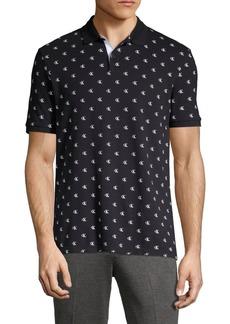 Calvin Klein Jeans Monogram Polo Shirt