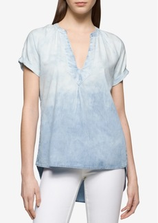 Calvin Klein Jeans Ombre Denim Top