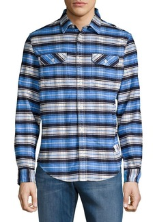 Calvin Klein Jeans Colorado Twill Plaid Shirt