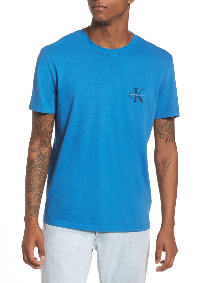 Calvin Klein Calvin Klein Jeans Pop Color T Shirt T Shirts Shop