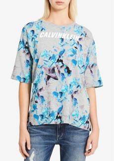 Calvin Klein Jeans Printed Graphic T-Shirt