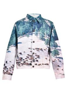 Calvin Klein Jeans Printed Shirt