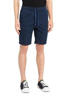 Calvin Klein Jeans Printed Stripe Shorts