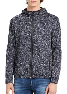 Calvin Klein Jeans Printed Track Jacket