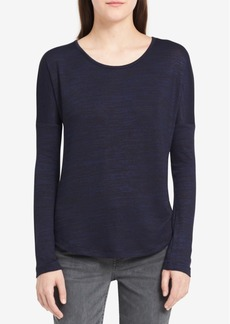 Calvin Klein Jeans Relaxed Long-Sleeve T-Shirt