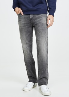 Calvin Klein Jeans Relaxed Straight Leg Jeans