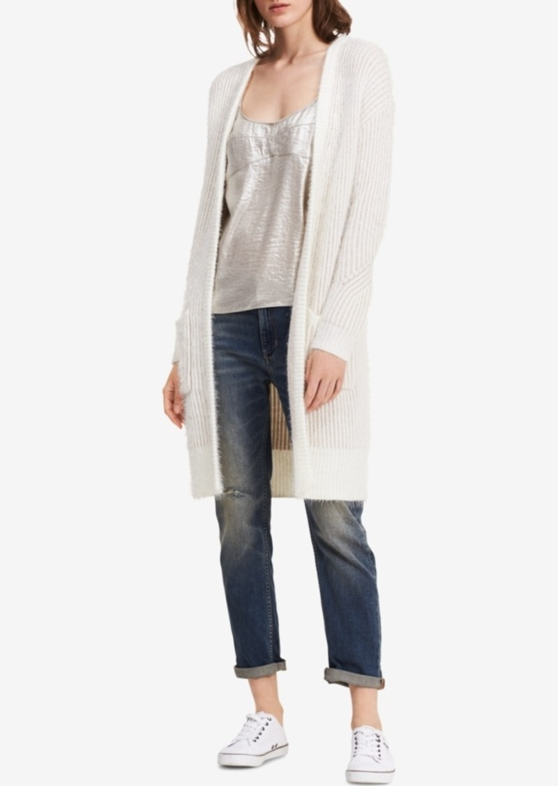 Calvin Klein Calvin Klein Jeans Ribbed Duster Cardigan | Sweaters ...