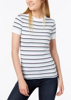 Calvin Klein Jeans Ribbed T-Shirt