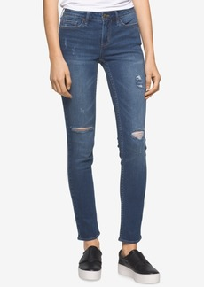 Calvin Klein Jeans Ripped Ultimate Skinny Jeans