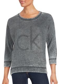 Calvin Klein Jeans Roundneck Logo Pullover