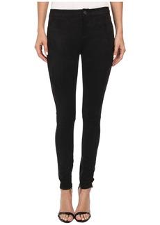 Calvin Klein Jeans Seamed Suede Legging