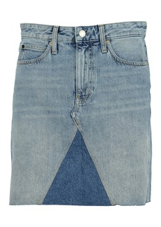 Calvin Klein Jeans Short Denim Skirt