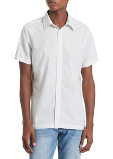 Calvin Klein Jeans Short-Sleeve Monogram Shirt