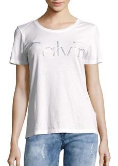 Calvin Klein Jeans Short Sleeve Roundneck Tee