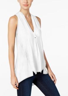 Calvin Klein Jeans Sleeveless V-Neck Top