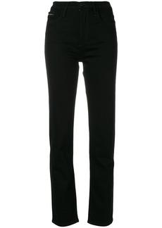 Calvin Klein Jeans slim-fit jeans - Black
