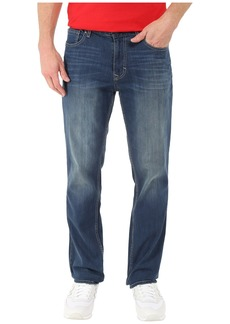Calvin Klein Slim Straight Denim in Authentic Blue