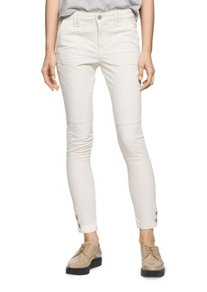 Calvin Klein Jeans Solid Ankle-Length Jeans