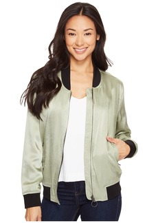 Calvin Klein Jeans Solid Seduction Bomber