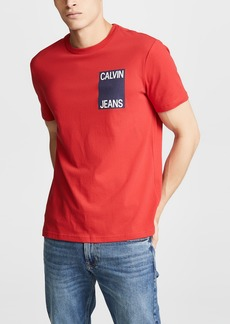 Calvin Klein Jeans Stacked Logo T-Shirt